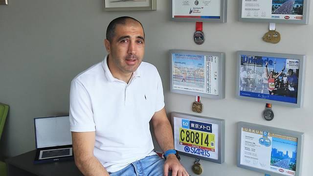 Borac: Ima tumor na mozgu, a ipak je trčao maraton  u Tokiju