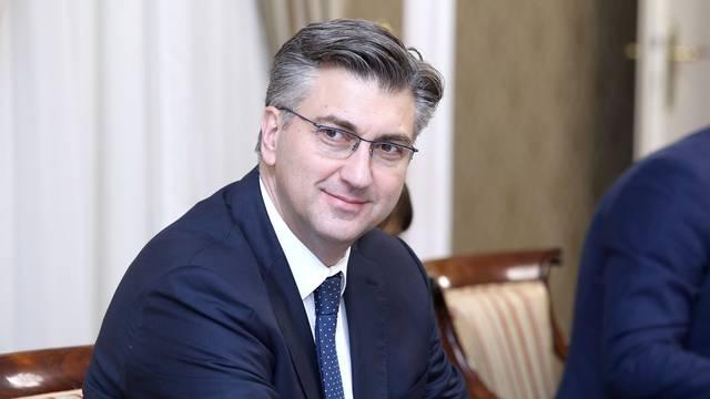 Zagreb: Vlada raspravljala o Interpelaciji o radu Vlade u postupku nabave borbenih aviona