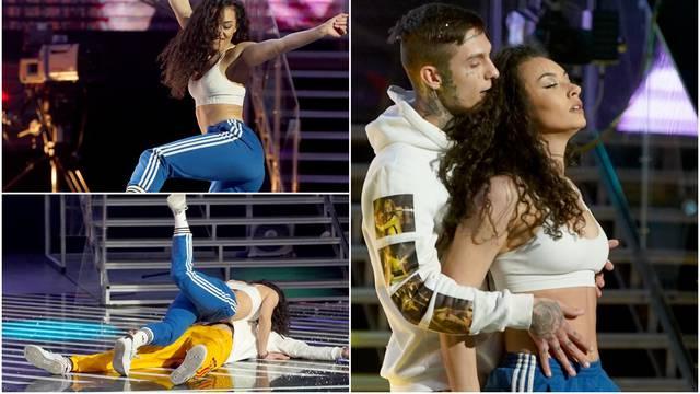 Hrvati Paula i Fran su 'rasturili' plesom: 'Ovo je za X Factor...'