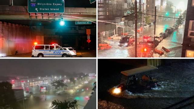 Katastrofa u New Yorku: Među 8 mrtvih i dvogodišnje dijete,  bez struje je 300.000 ljudi