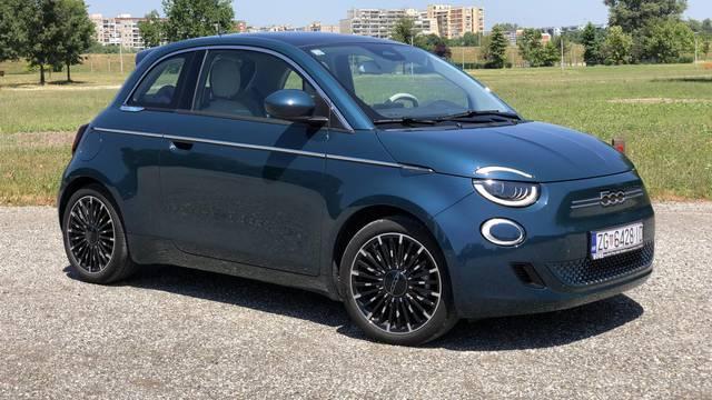 Testirali smo: Električni Fiat 500 je šarmantan, zabavan i dobar