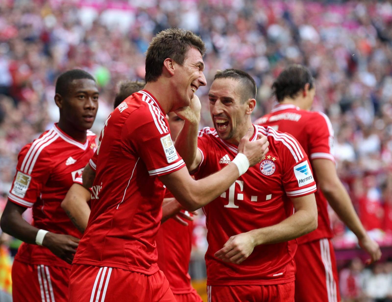 FC Bayern München vs. Hertha BSC Berlin