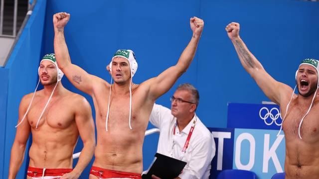 Water Polo - Men - Bronze medal match - Hungary v Spain