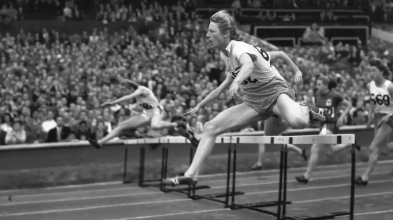 Fanny Blankers-Koen: 'Leteća kućanica' s četiri zlata s Igara