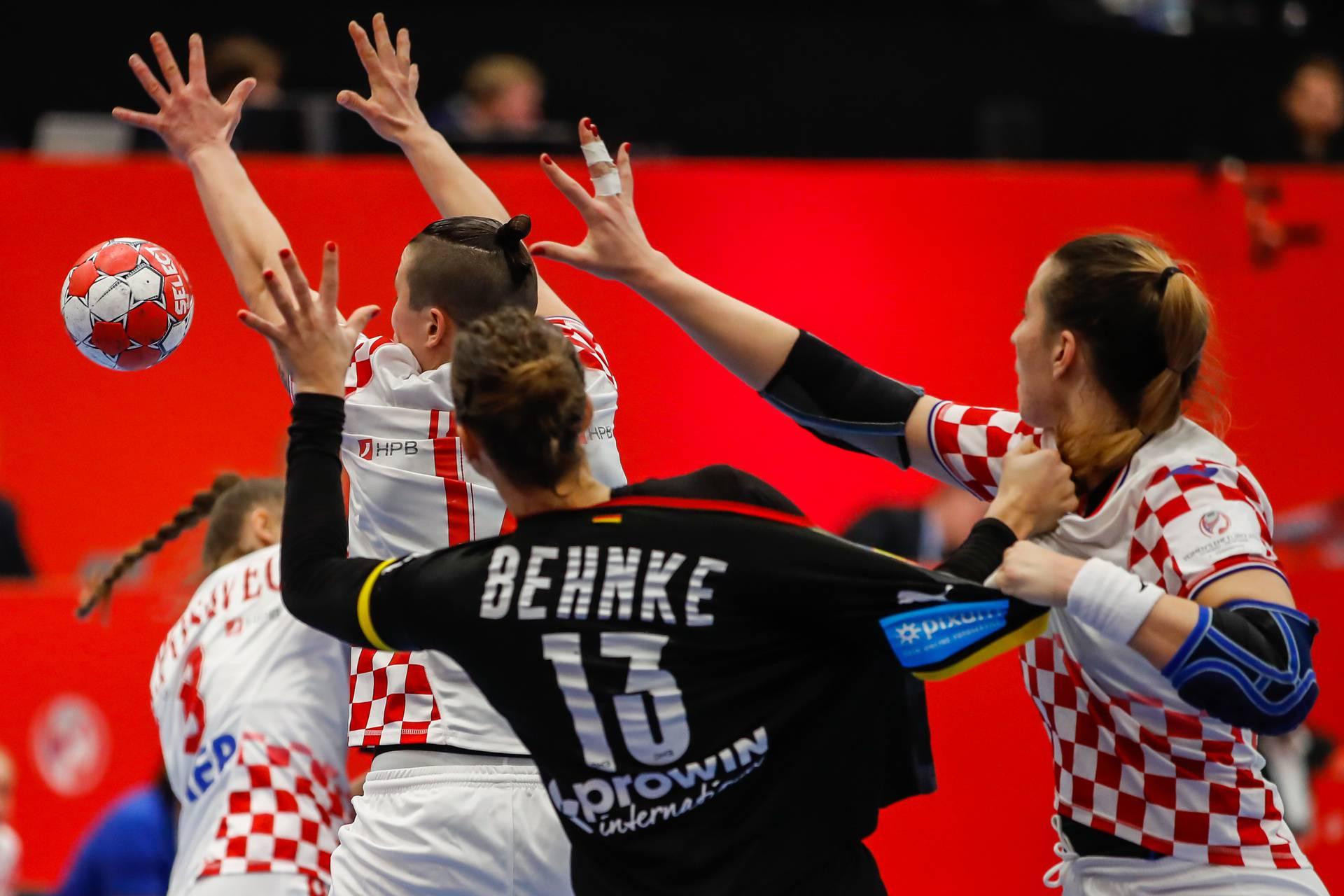 Croatia vs Germany