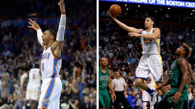 Westbrooku 6. 'triple-double', Thompson dao 60 u 29 minuta!