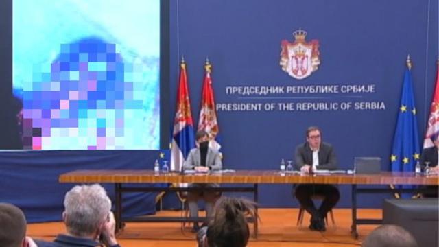 Vučić na televiziji objavio fotografije masakriranih tijela navijača, žrtava Velje Nevolje
