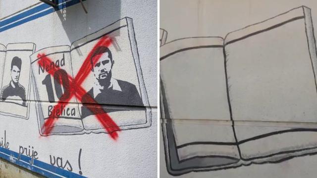 Hoće li Bjelicu vratiti na mural?