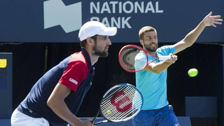 Mektić i Pavić bez četvrtfinala Indian Wellsa, a drugi tenisač svijeta prosuo vodstvo 6-4, 4-1