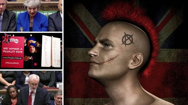 Brexit anarhija: Nitko ne zna kako i kad Britanci izlaze iz EU