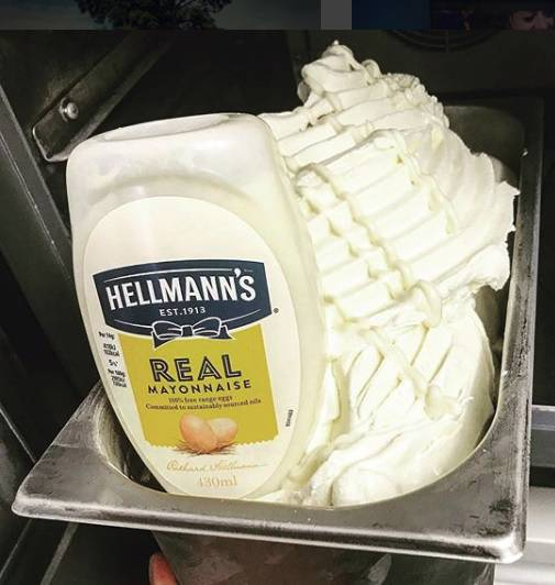 Zar bi to itko jeo? U Škotskoj je hit sladoled od majoneze...