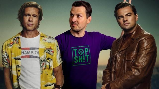 Novi Tarantinov film ljubavno je pismo kraju jedne ere...