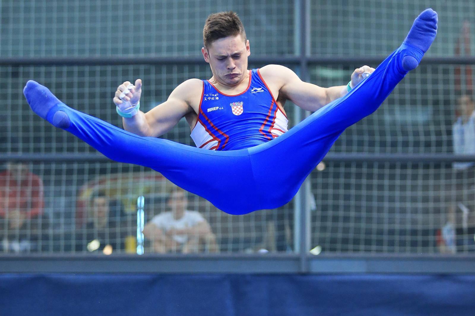 Voli Dinamo, počeo u podrumu, skoro odustao od gimnastike...