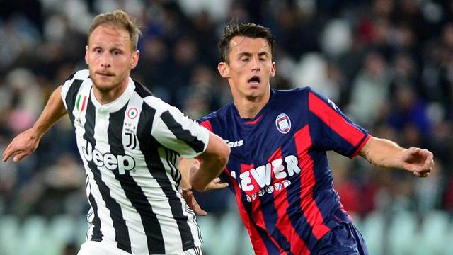 Serie A - Juventus vs Crotone