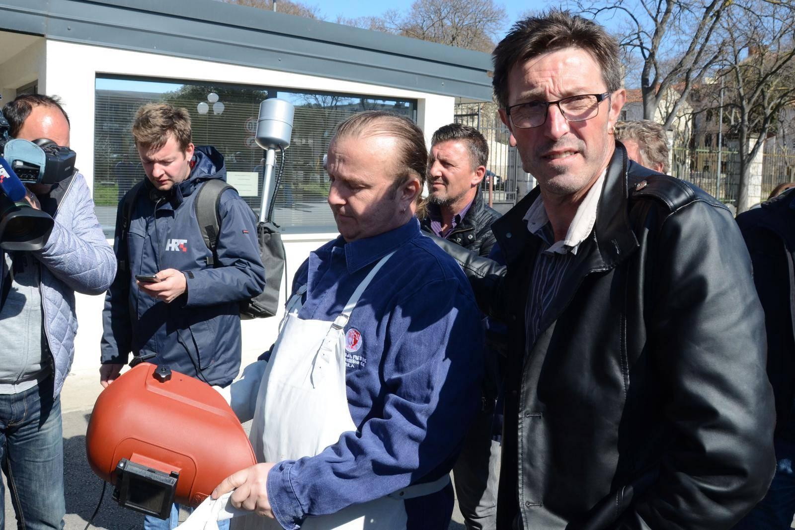 Cerovac: Neki gradovi ignorirali dopis da se plati topli obrok za njihove radnike Uljanika