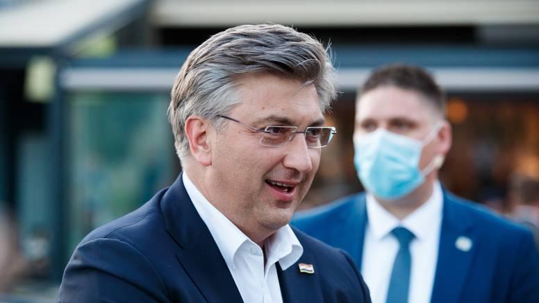 Plenković uzvratio iz Splita: Milanović je huškač i prevarant