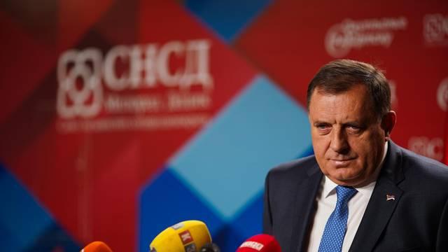 Milorad Dodik nakon poraza u Banjoj Luci obratio se medijima