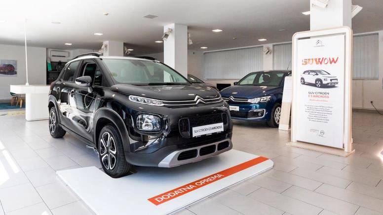 Auto centar Šatrak postao novi distributer marke Citroën