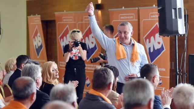 Varazdin: HNS predstavio listu za 3. izbornu jedinicu