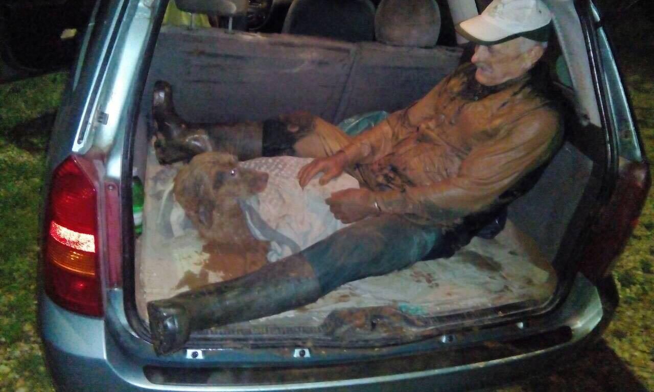 Teško spašavanje: Pas preživio četiri dana u rupi od 25 metara