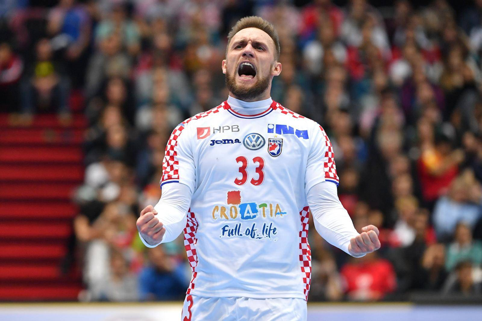 Handball World Cup 2019 / Iceland-Croatia 27-31.