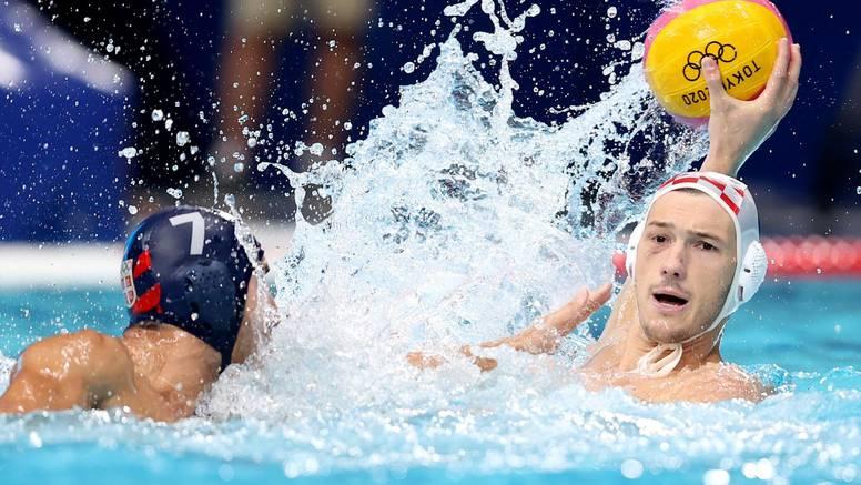 Hrvatska je u četvrtfinalu OI: 'Barakude' srušile moćne Srbe!