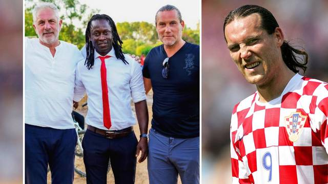 Dado Pršo kupio klub u Africi! 'Želimo stvarati igrače za Ligue 1, a zainteresirani su i u HNL-u'