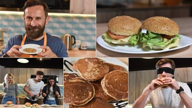 Pojela burger od crva i mrava: Isuse, pa vi niste normalni...