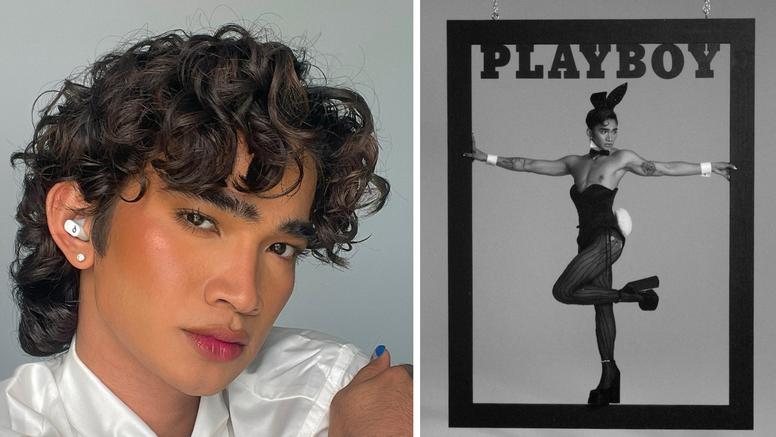Na naslovnici Playboya po prvi put gay muškarac: 'Promijenio si pravila i otvorio put drugima'