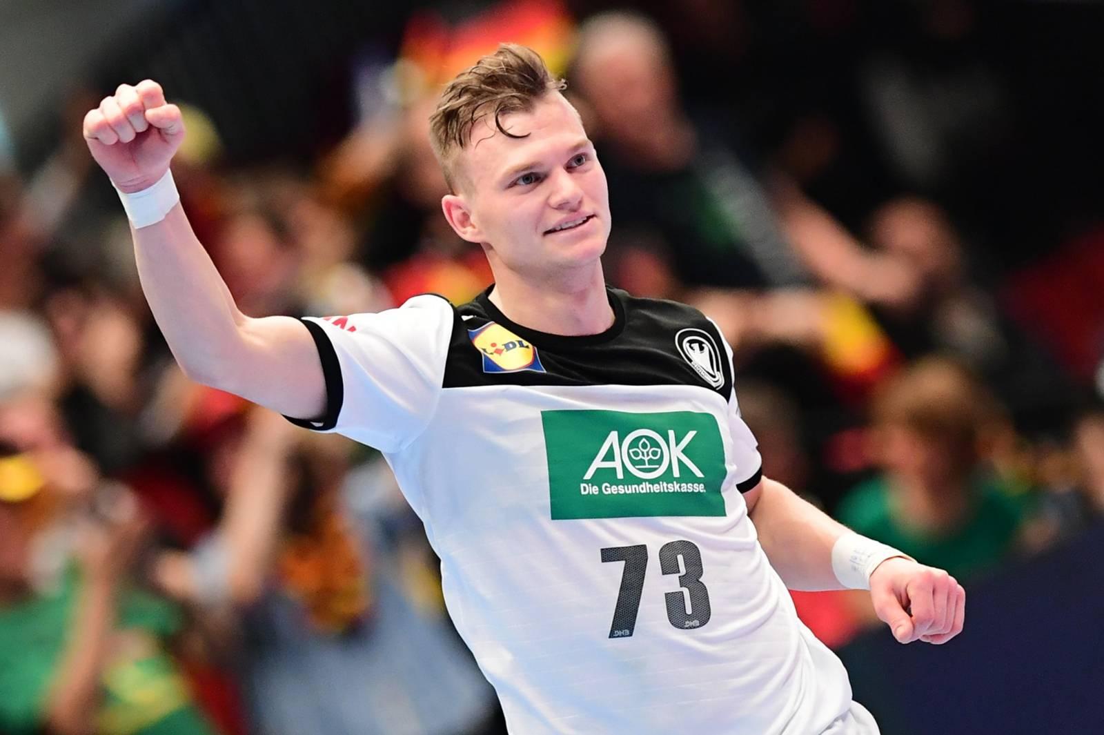 Handball EM: Belarus - Germany