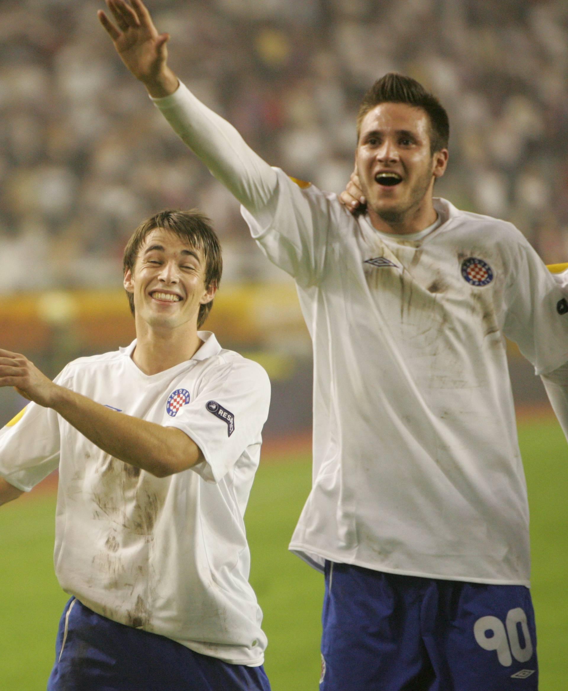 Na današnji dan Hajduk se zadnji put plasirao u  skupine EL!
