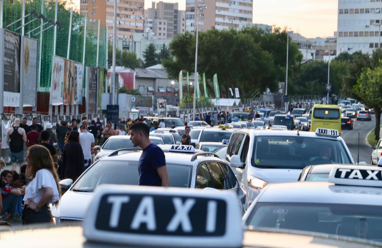 Split: Jutro nakon prve večeri Ultra Europe festivala djelatnici čistoće i taksisti imaju pune ruke posla