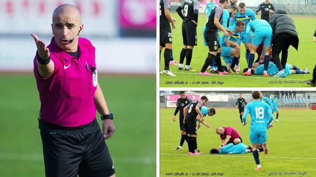 Bruno Marić spašavao život igraču Cibalije usred utakmice!