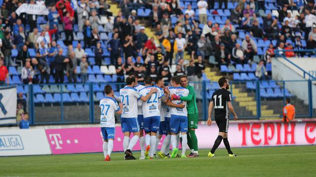 Osijek protiv Santa Colome, nakon toga slijedi - Luzern