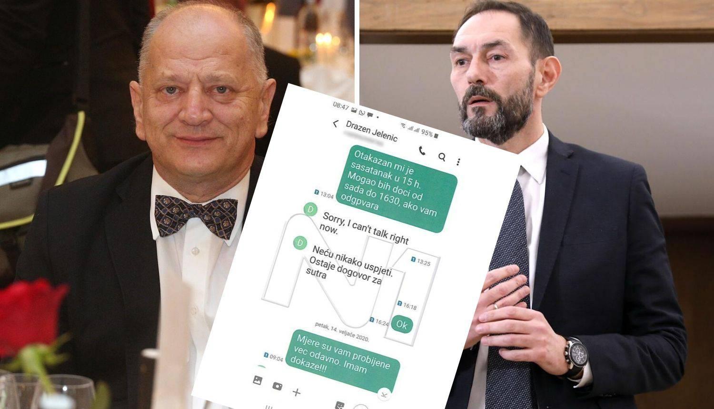 'Jelenić me prodao, razgovore sam snimao': Pokazao i poruke