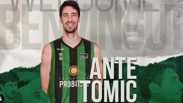 Ante Tomić otišao 13 kilometara pokraj Barcelone - u Joventut!
