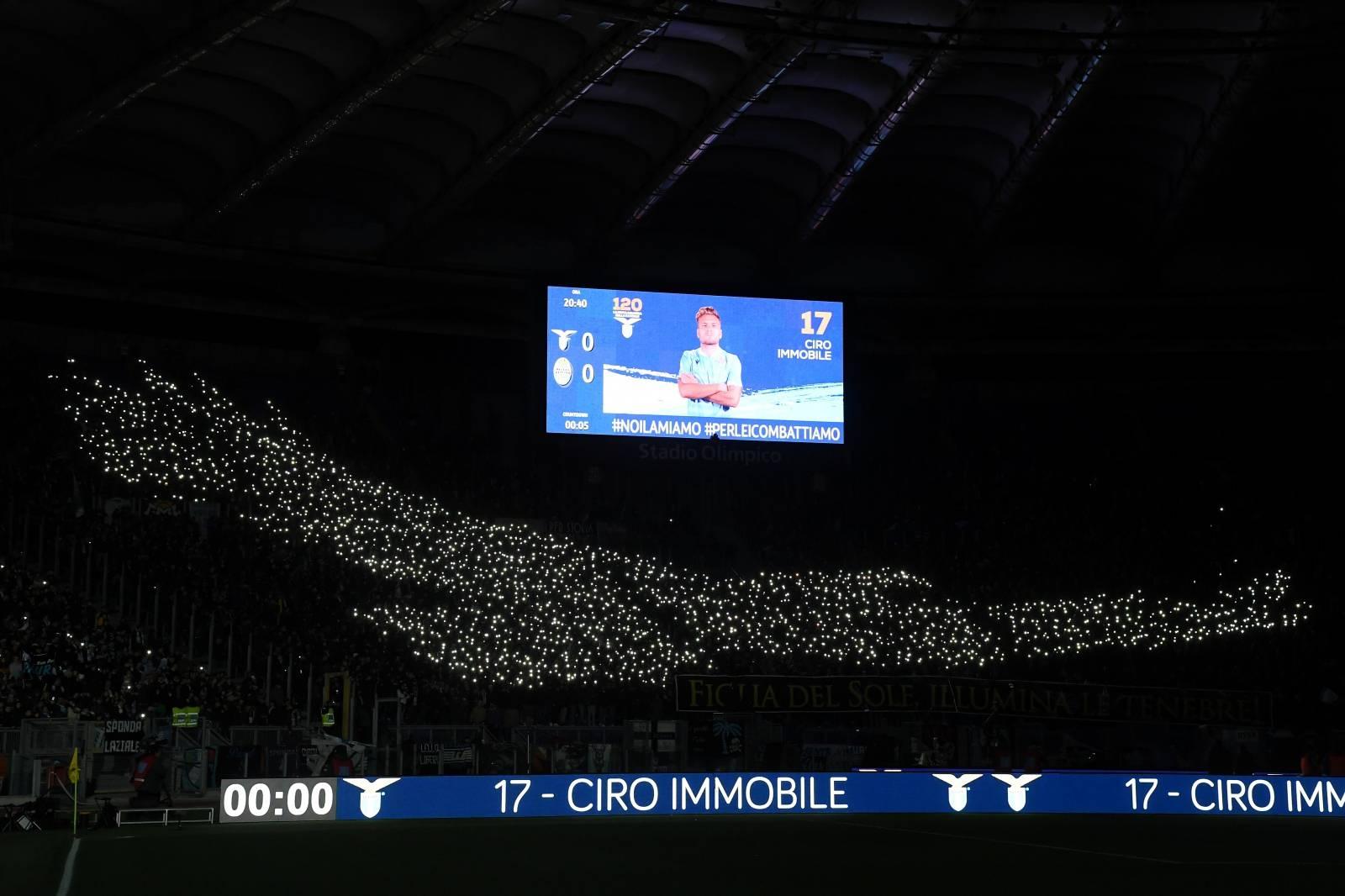 Serie A - Lazio v Hellas Verona