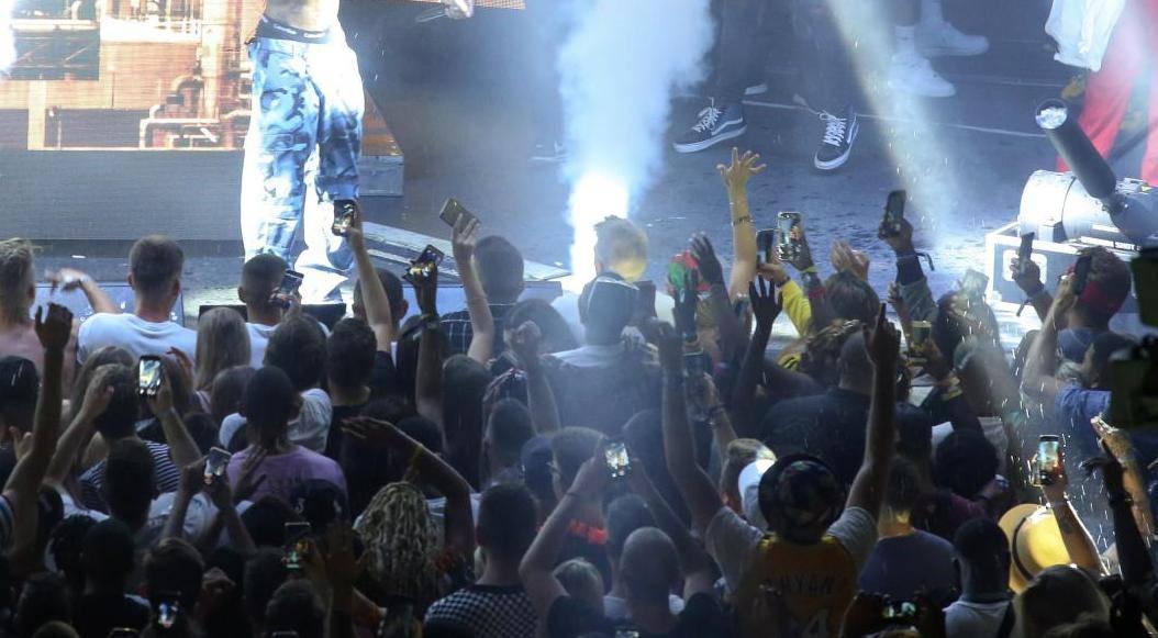 Novalja: Wiz Khalifa nastupio na Zrću u sklopu Fresh Island festivala