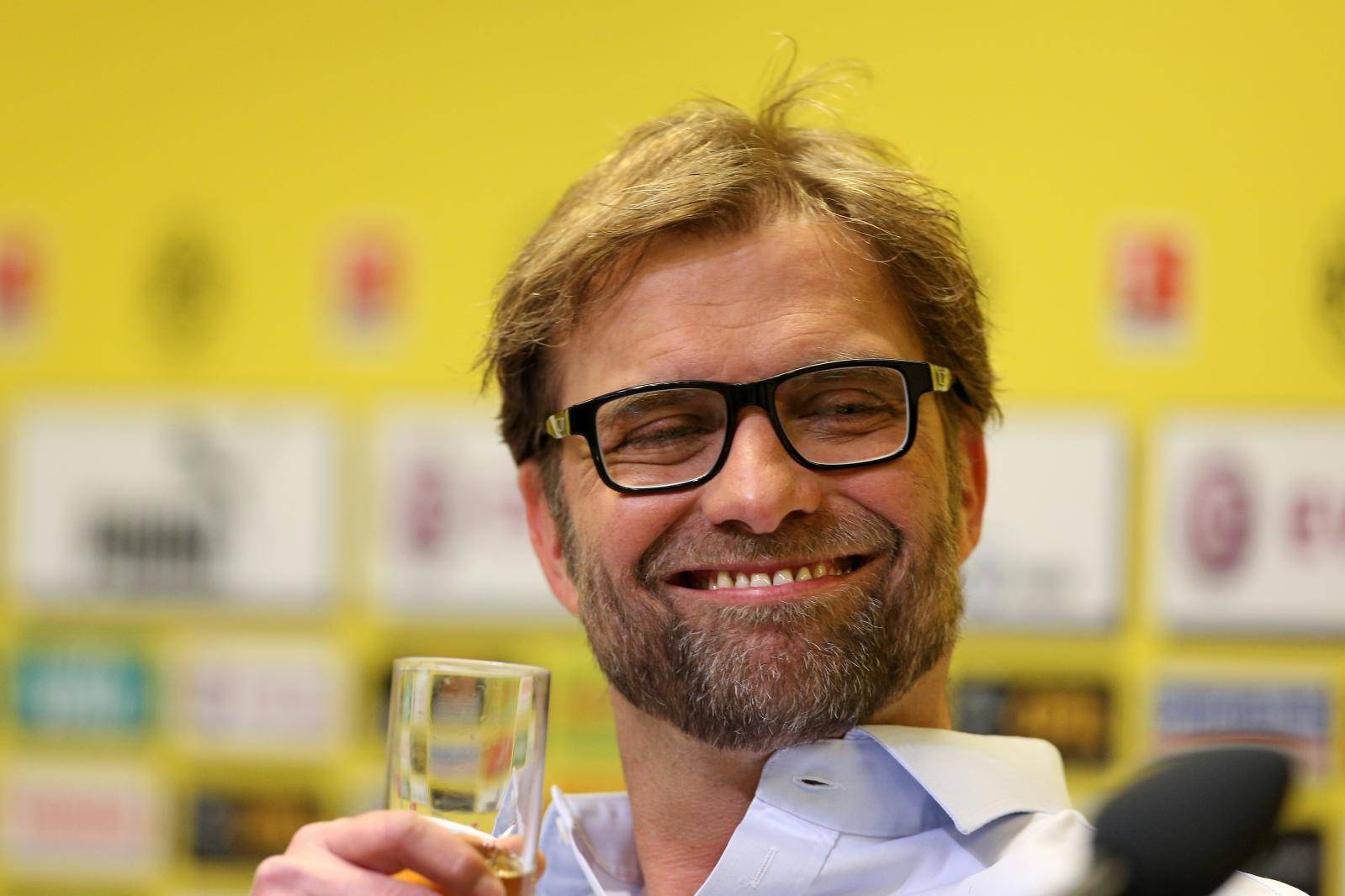 Champions League - Press Conference Borussia Dortmund