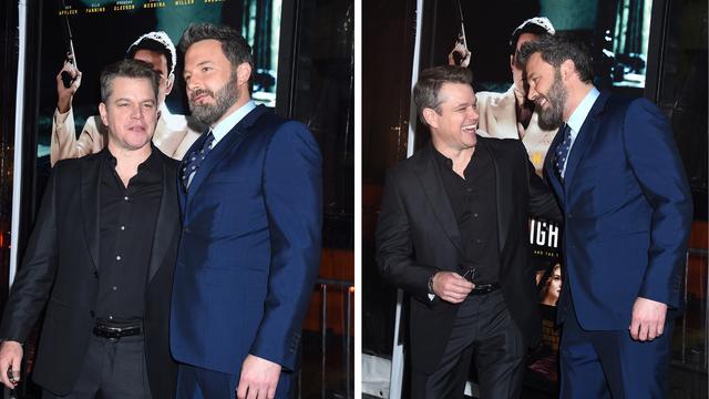 Dinamičan duo ponovno skupa: Affleck i Damon još će zajedno pisati jer više nisu 'nesposobni'