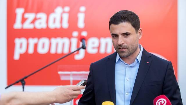 Bernardić: Rado ću se odazvati sučeljavanju s Plenkovićem, štoviše jedva čekam!