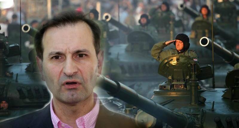 Kovač: Hrvatska šalje svoju vojsku na granicu s Rusijom