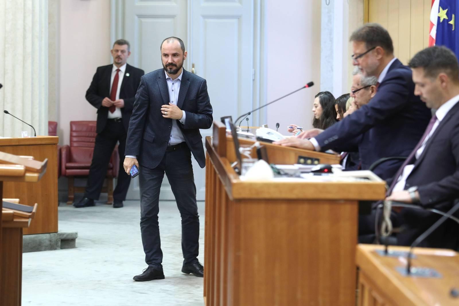 Zagreb: Rasprava o Prijedlogu zakona o izmjenama i dopunama Zakona o obrtu