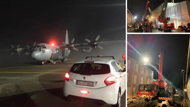 Austrija šalje 80 kontejnera, iz Grčke sletjelo 19 tona pomoći