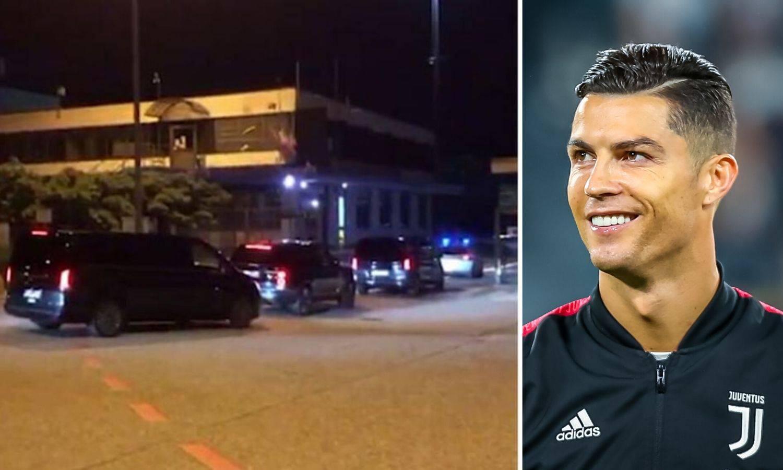 Ronaldo se vratio u Torino: Ima osiguranje poput predsjednika