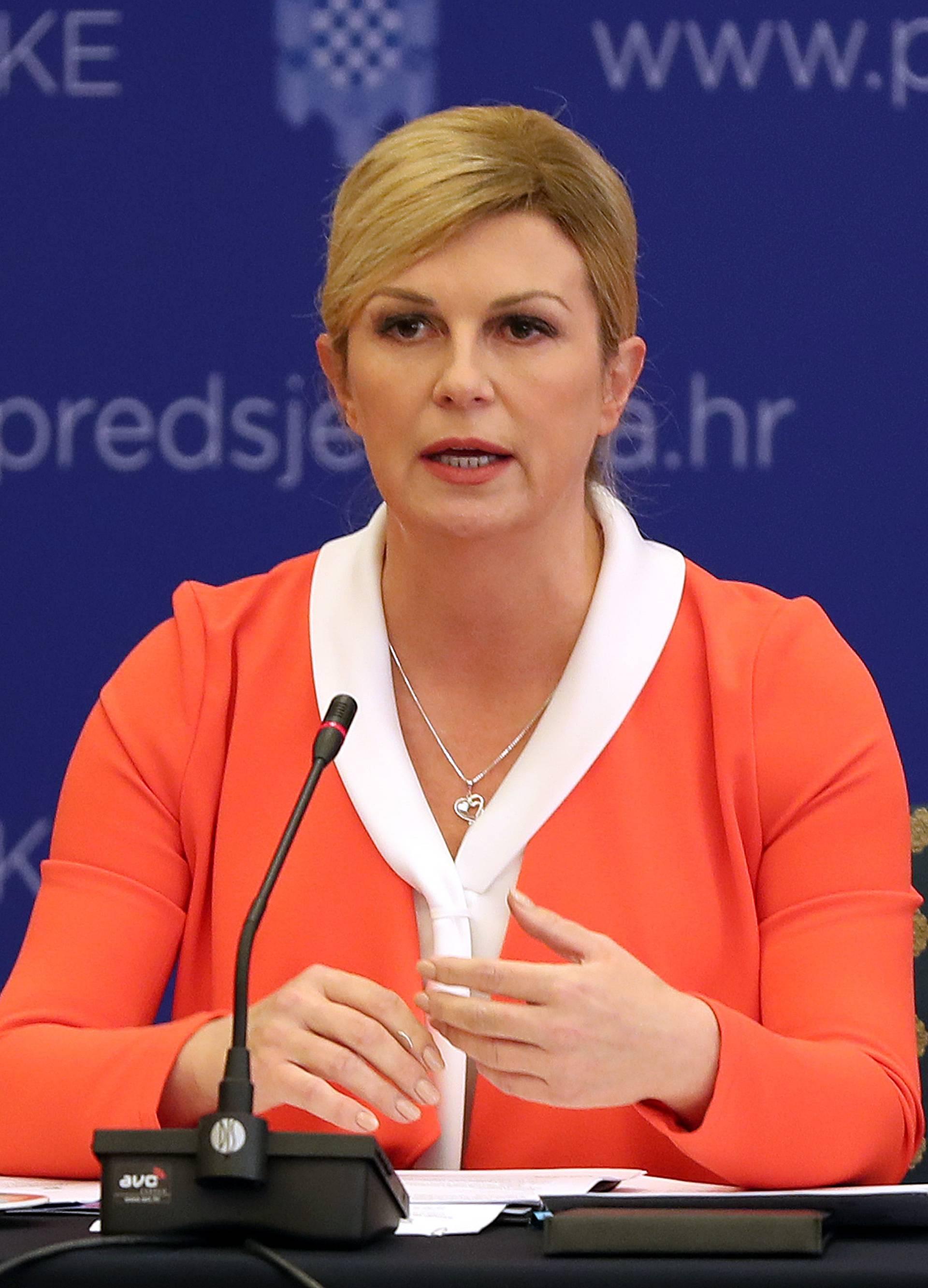 Predsjednica neće potpisati sporazum o migrantima