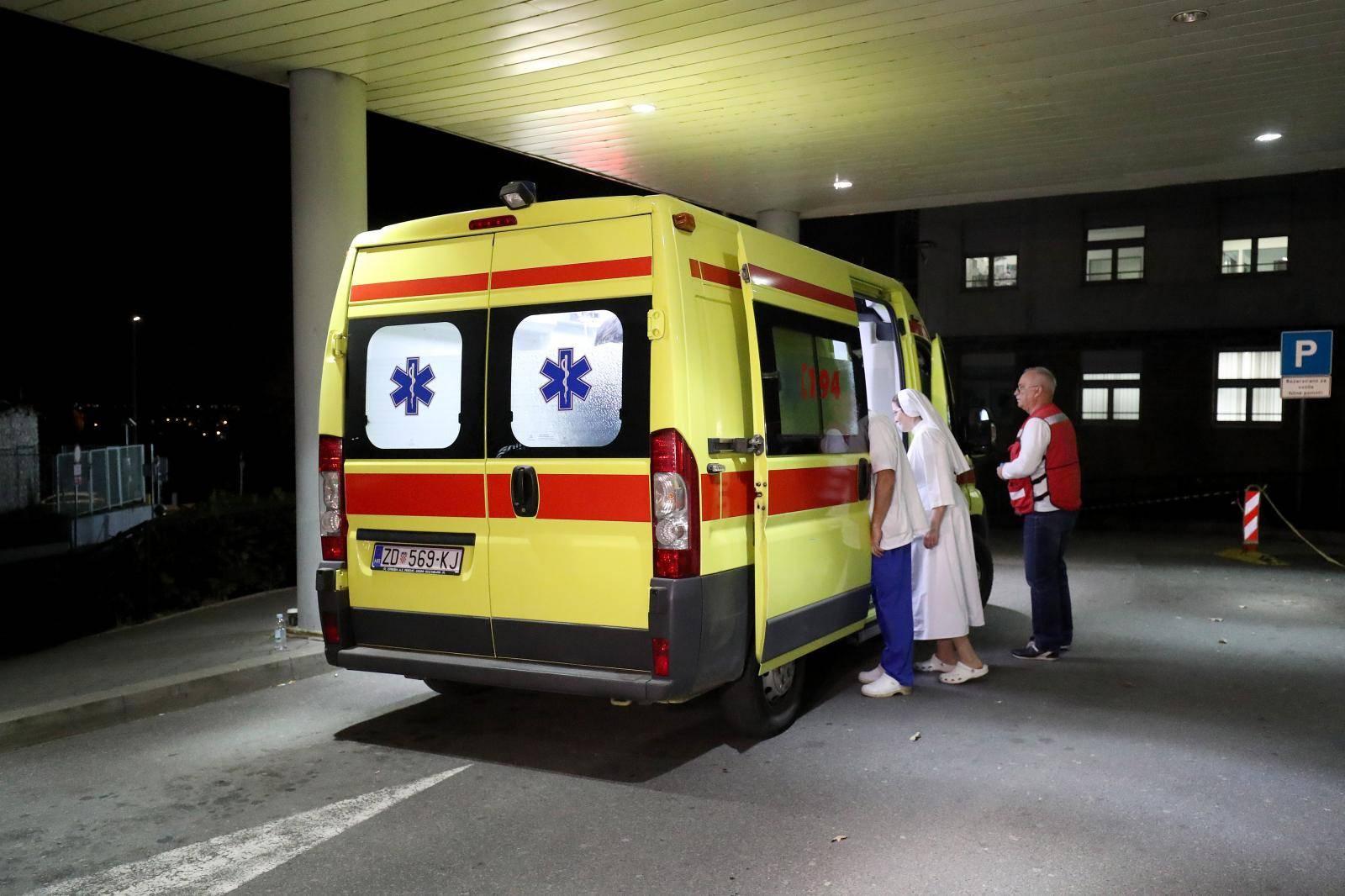 Djevojčicu dovezli u Zagreb: 'Bitno je sačuvati joj mozak'
