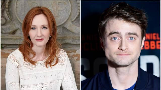 J.K.Rowling povrijedila osjećaje čitatelja svojom 'nekorektnom' izjavom pa se javio i Radcliffe