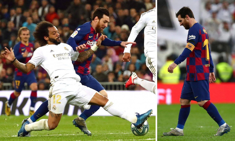 Messi, gdje si? Marcelo ga je spremio u džep i slavio kao gol