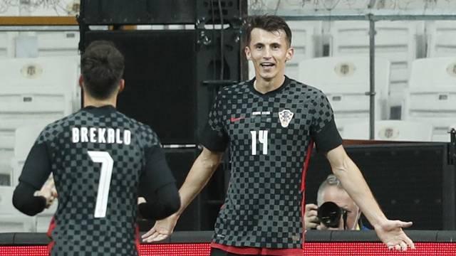 International Friendly - Turkey v Croatia
